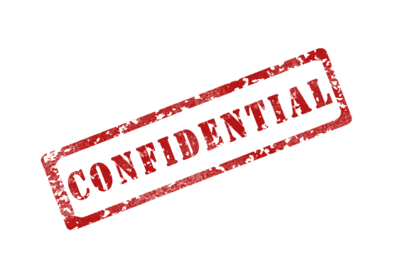 Divorce Confidentiality