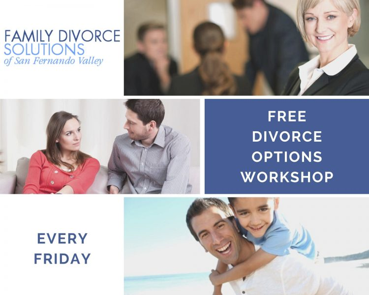 Divorce Options Free Workshop