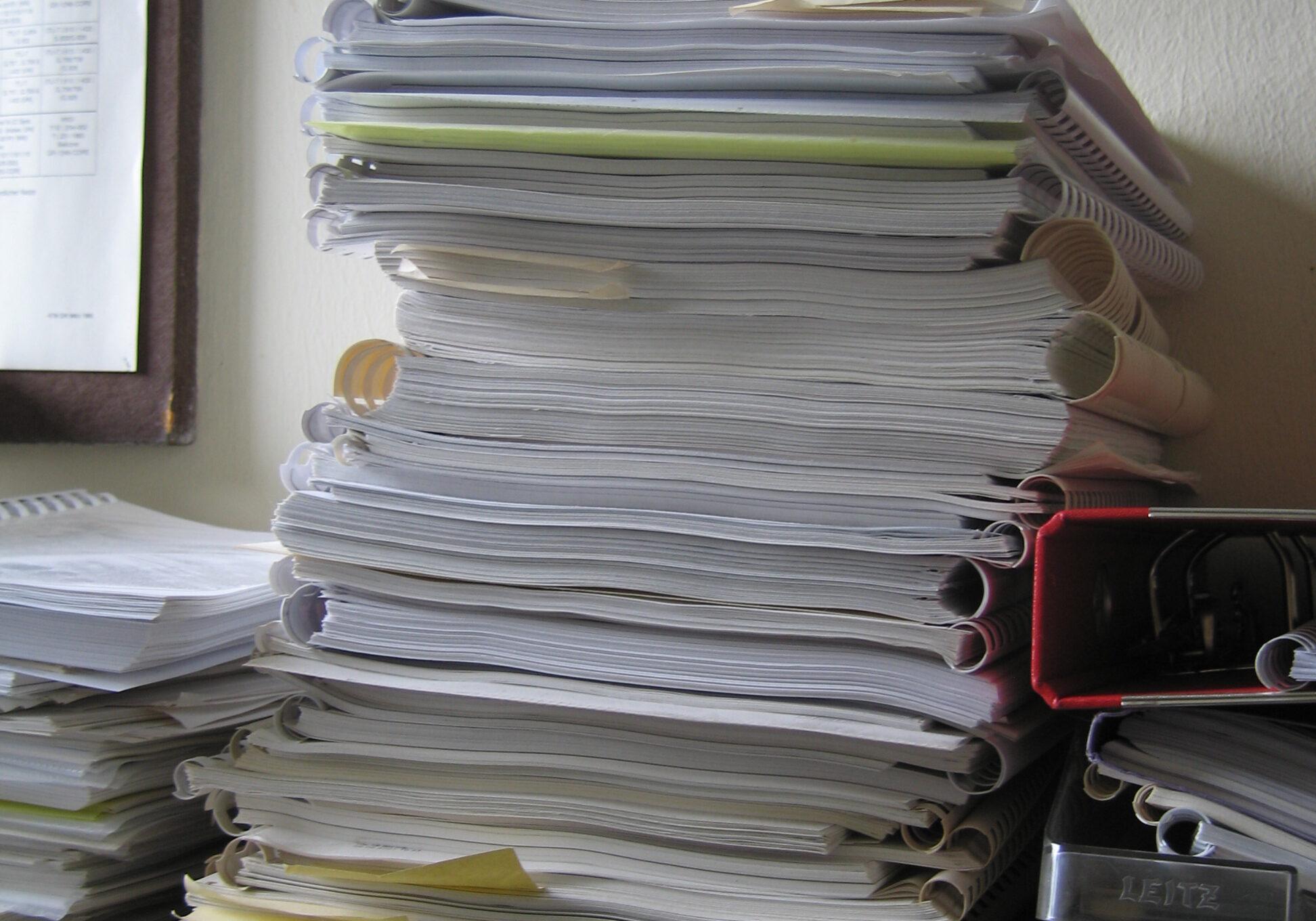preliminary declaration disclosure forms