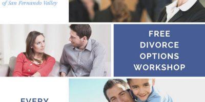 Divorce Options Free Workshop